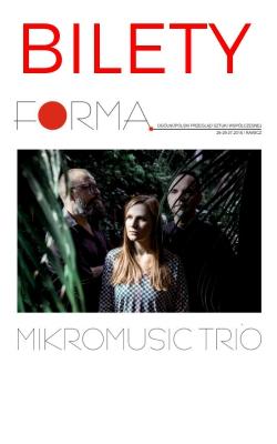 Mikromusic Trio w Rawiczu