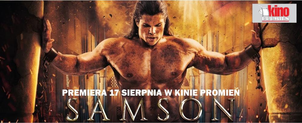 SAMSON - PREMIERA
