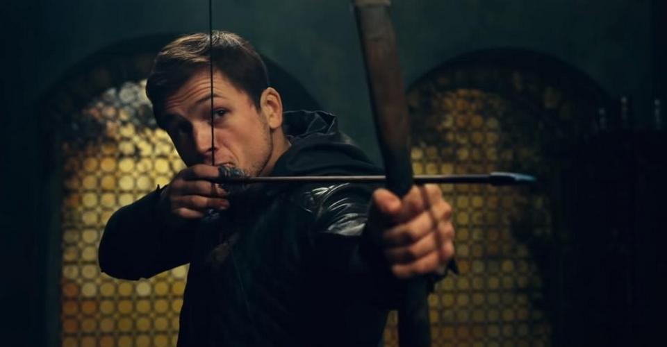Robin Hood: Początek 2D dubbing
